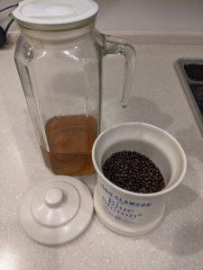 ゴミなし麦茶